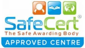 First Aid Training SafeCert Awards approval