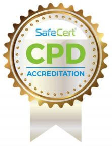 safecert cpd accreditation