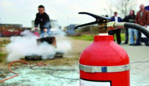 fire safety instructor course