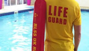 RLSS Pool Lifeguard trainer course